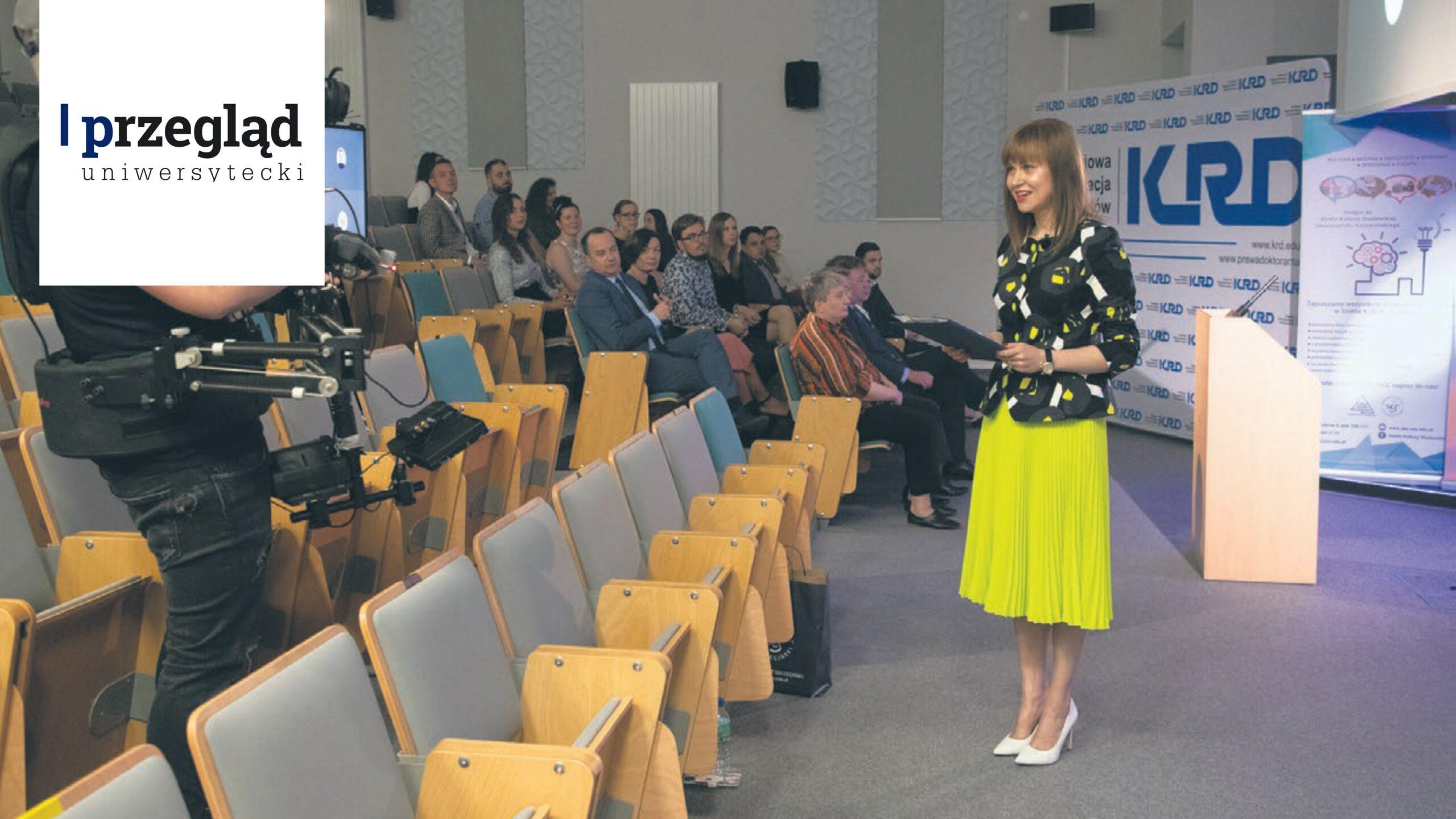 Projekty naukowe doktorantów Szkoły Doktorskiej Uniwersytetu Szczecińskiego